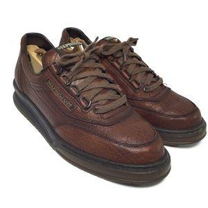 Mephisto Rush Walking Leather Shoes Women's Sz 8